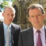 Heading to PBS in Summer 2016, Lewis and Hathaway prepare for final case