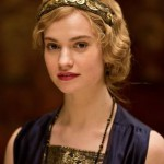 Conquering 'War and Peace' and swimming the English Channel up next for Downton Abbey's Lily James