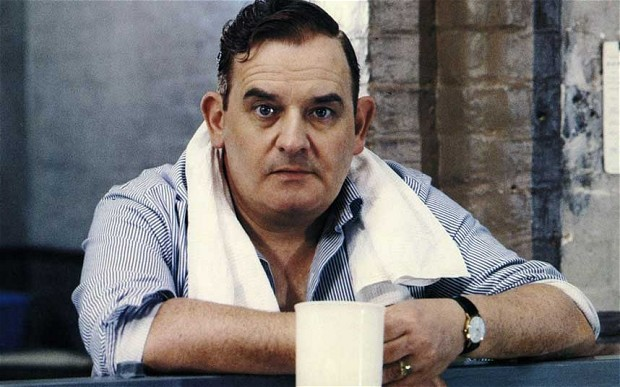 Ronnie Barker is Norman Stanley Fletcher in Porridge