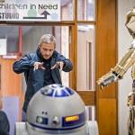 Sherlock's Martin Freeman channels his inner Yoda for 'Children in Need'