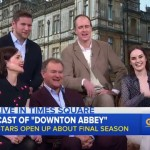 'Downton Abbey' stars head to New York for final season premiere hype