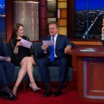 Stephen Colbert makes case that an American 'Downton Abbey' not a great idea!