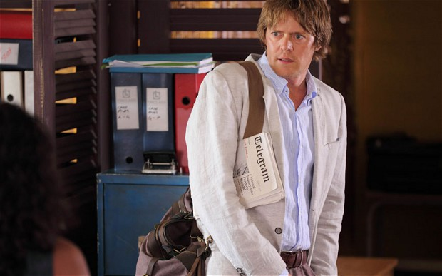 Kris Marshall as DI Humphrey Goodman