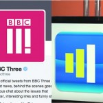 BBC 3 headed to online only in February 2016 with a very 'W1A' looking logo