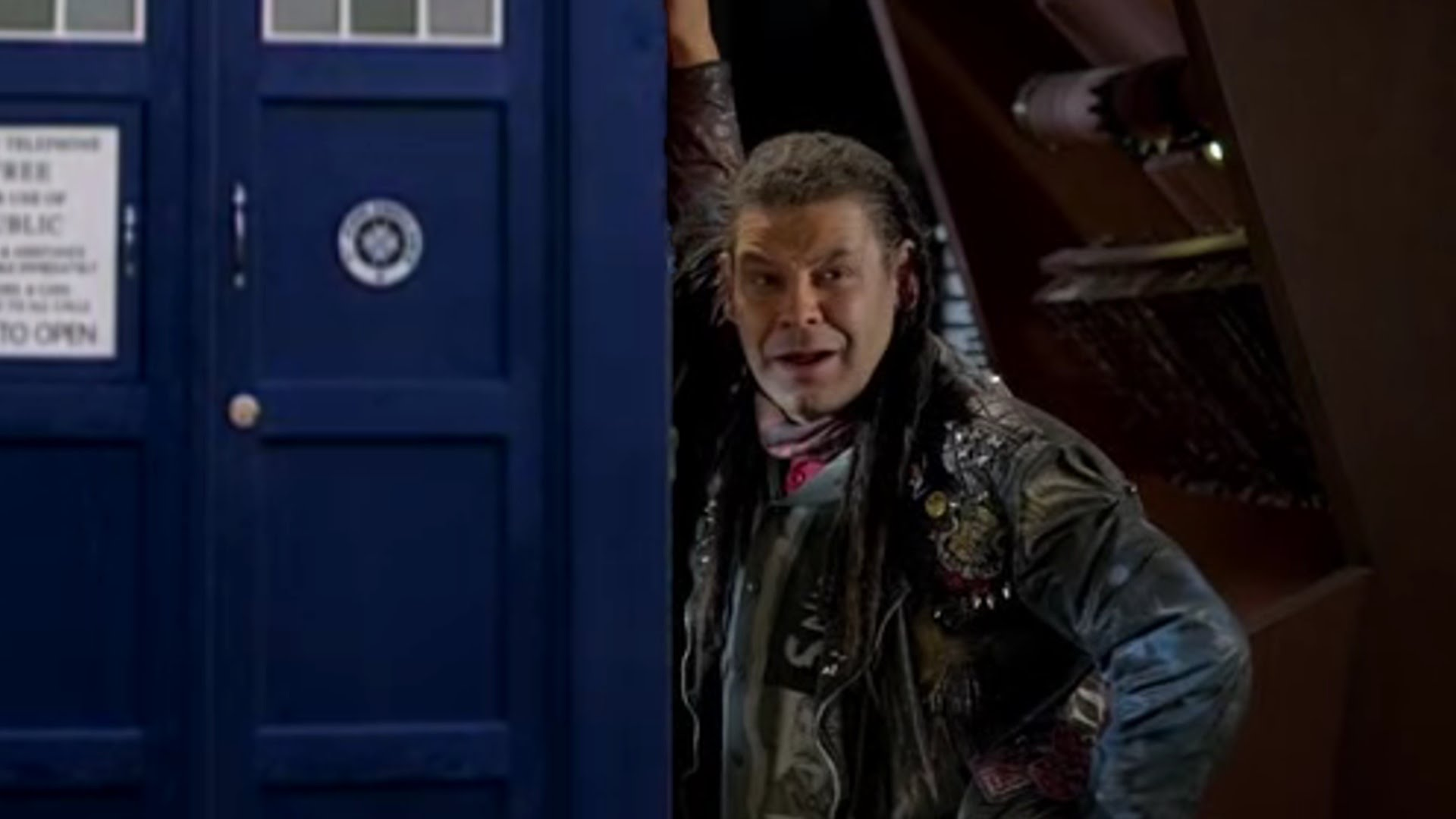 Doctor Who Red Dwarf crossover anyone