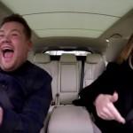 Behind the scenes of 'Carpool Karaoke' with James Corden and Adele