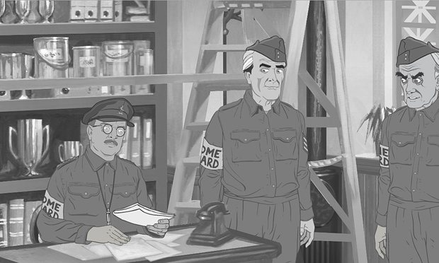 _Lost__Dad_s_Army_episode_to_be_released_as_an_animation