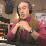 Mid Morning Matters once again as Alan Partridge is back!