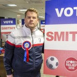 Smithy's run for FIFA presidency ends despite Pele endorsement