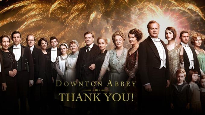 Saying goodbye to Downton Abbey
