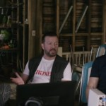 Ricky Gervais reports from war-torn Ecuador inside NY apartment in 'Special Correspondents'