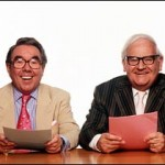 """…So it's good night from me"" – R.I.P. Ronnie Corbett"