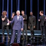 Prince Charles schools Britain's best during Shakespeare Live! celebration