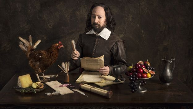 Peep Shows David Mitchell stars as William Shakespeare in Upstart Crow