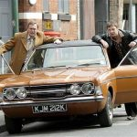Best crime-fighting car…Ford Cortina or Audi Quattro? You decide.