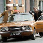 Best crime-fighting car…Ford Cortina or Audi Quattro? You decide.