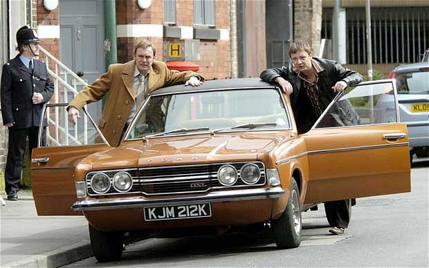 Life on Mars Ford Cortina