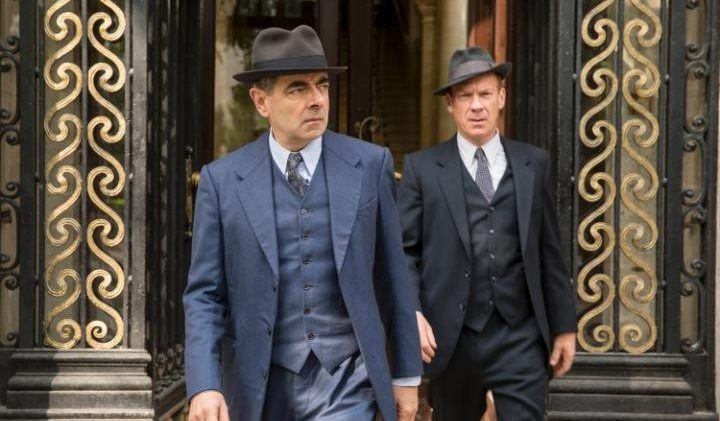 Rowan Atkinson is Maigret