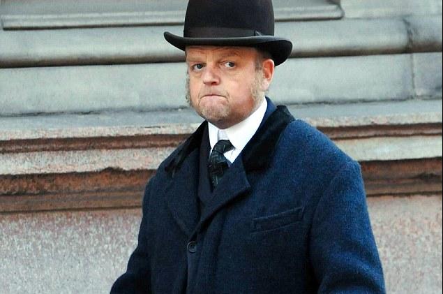 Toby Jones in Secret Agent