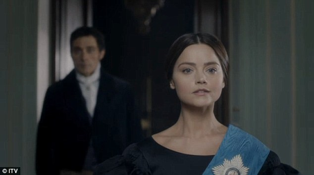Jenna Coleman set to rule in Victoria