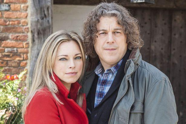 Alan Davies and Sarah Alexander return for a new Jonathan Creek special