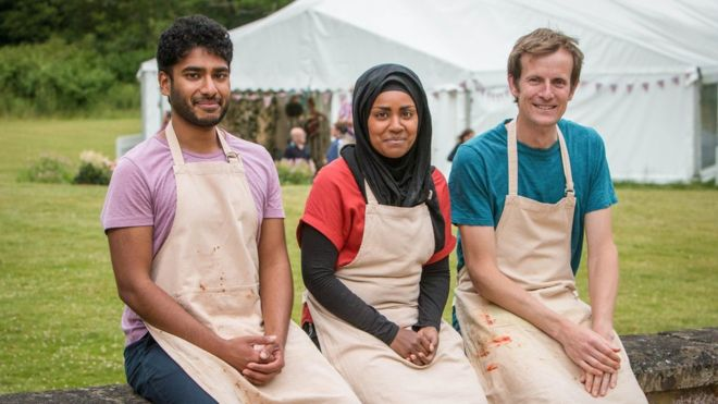 Great British Bake Off 2015 finalists