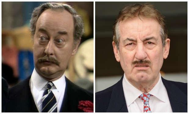 John Challis as Captain Peacock