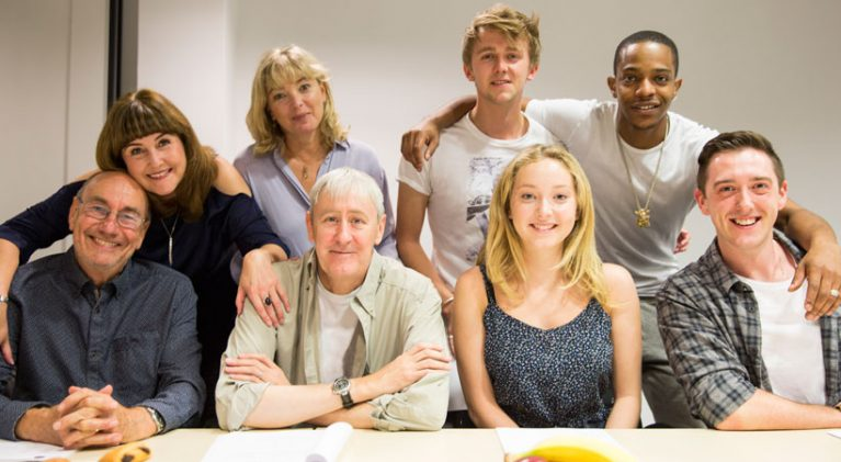 Goodnight Sweetheart Re Boot Cast Announced Tellyspotting