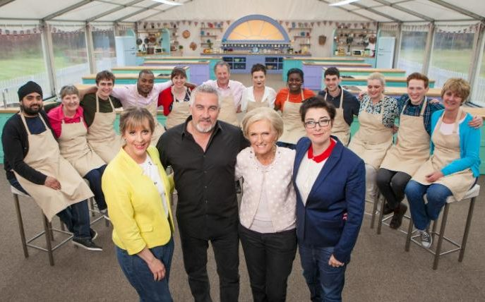BBC's GBBO headed to ITV
