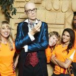 Stephen Merchant's Crystal Maze special will 'Stand Up to Cancer' Sunday on Channel 4!