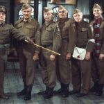Dad's Army creator, Jimmy Perry, dies at 93.