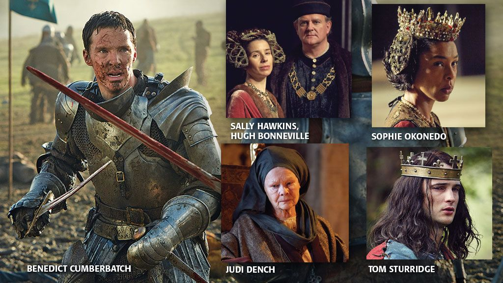 Benedict Cumberbatch Trades His Kingdom For A Horse In Hollow Crown The Wars Of The Roses Premieres Tonight On Pbs Tellyspotting