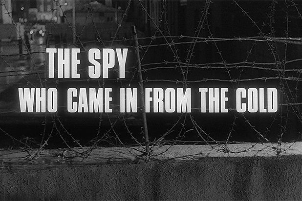 """BBC to adapt John Le Carré's """"Spy Who Came In From The Cold"""""""