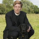 Meet Dickens, the real star of 'Grantchester'