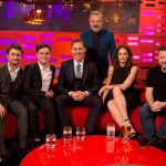 Graham Norton is still the King of Latenight