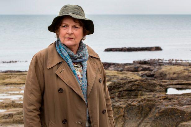 DCI Vera Stanhope to make the Northumberland countryside safe beginning this Sunday