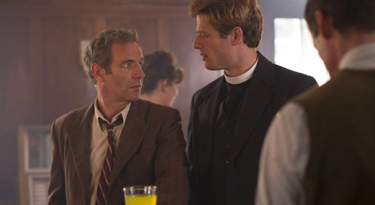 'Granchester' kicks it into high gear for S3 beginning Sunday on ITV (June 18 on PBS)