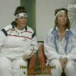 As Wimbledon begins, we remember Ladies doubles greats, French & Saunders?