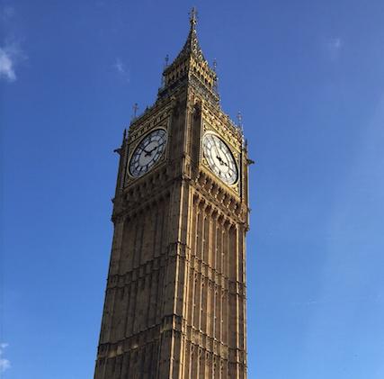 Big Ben set to 'bong its last bong' until 2021