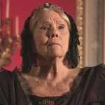 Dame Diana Rigg descends on Queen Victoria and graces the halls of Buckingham Palace in 'Victoria' S2