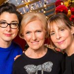 Mary Berry getting the Bake-Off band back together this Christmas