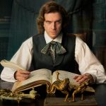 Following yet another apology to 'Downton Abbey' fans, Dan Stevens stars as 'The Man Who Invented Christmas'