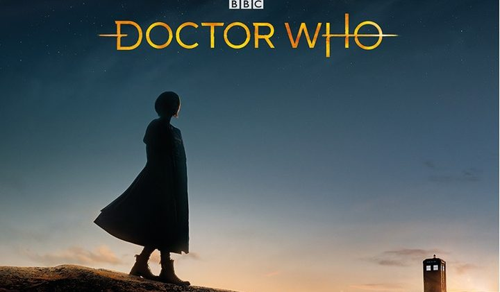 New showrunner, new Doctor, new companions and, now, a new logo all ahead for 'Doctor Who XI'