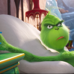 Benedict Cumberbatch descends on Whoville in 'The Grinch' this Christmas