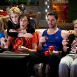 Live in a sitcom or have too much drama in your life and need to write about it?