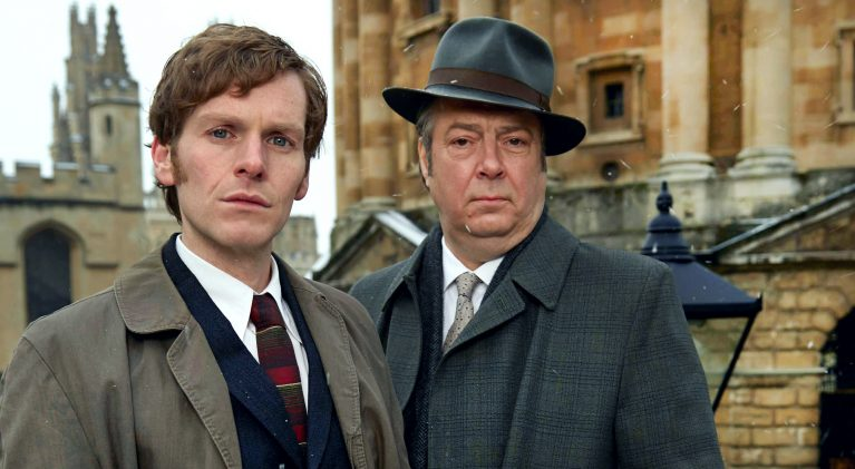 'Endeavour' series 5 returns to Masterpiece