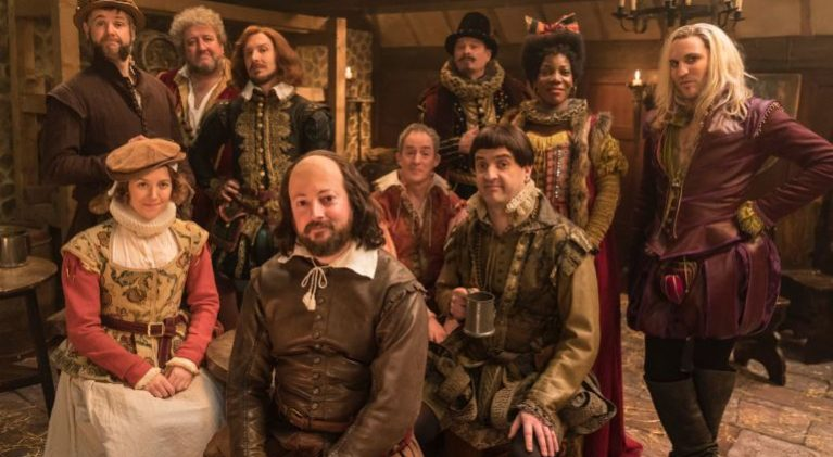 More workplace politics ahead for William Shakespeare as 'Upstart Crow' returns for S3