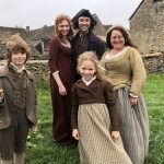 The Poldark's return to Nampara as filming begins on 5th and final series