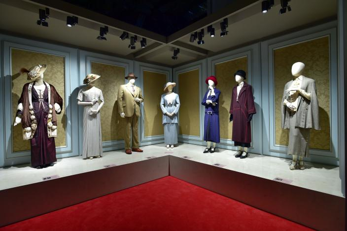 Official Downton Abbey costumes