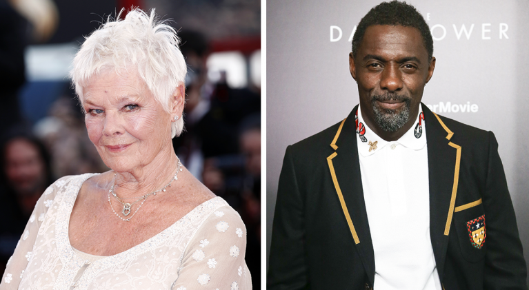 Dame Judi Dench and Idris Elba join already-herded all-star cast for 'Cats' film re-boot